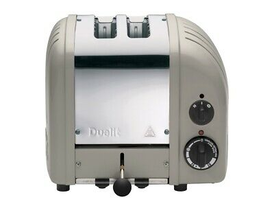 Dualit 2 Slice Classic Toaster Shadow