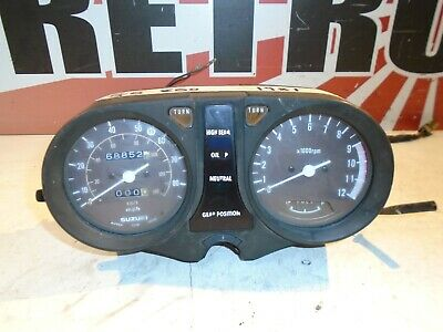 Suzuki GS850G Clocks GS Clocks Instrument Panel