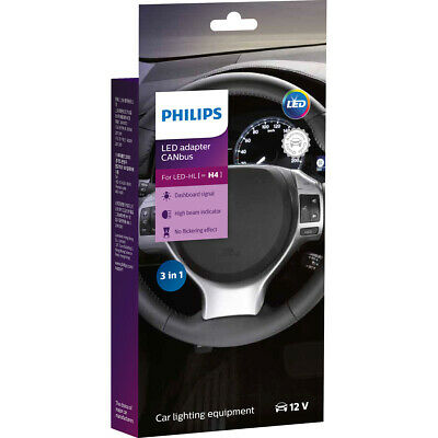 Philips Canbus H4 Led Canbus Adaptor 18960C2