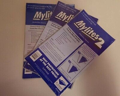Mylites2 Golden Age Size, Comic Bags Comic Supplies