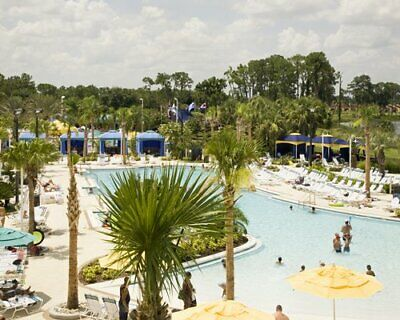 Holiday Vacation Orange Lake West Village 2 Bedroom Annual Timeshare For Sale