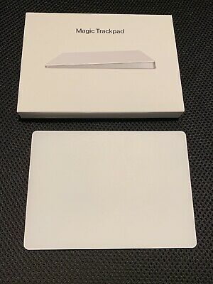 Apple Magic Trackpad 2 MJ2R2LL/A  (Wireless, Rechargable) - Silver