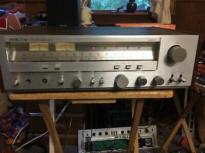 PROJECT/one MARK IIC STEREO RECEIVER-VGC-40 W/C-FULLY WORKING-30 DAY WARRANTY