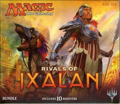 Magic: the Gathering MTG Rivals of Ixalan Factory Sealed Bundle (Fat Pack)