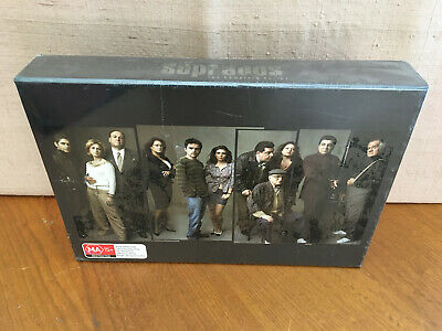 The Sopranos The Complete Series Sealed 30 DVD Disc Set
