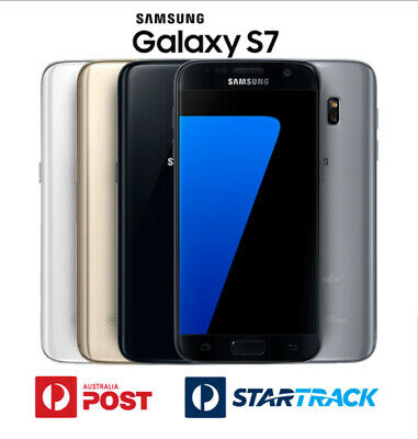 Samsung Galaxy S7 S7 Edge 32GB SMG930 100% Factory Unlocked Smartphone SALE