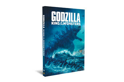 Godzilla King of the Monsters (2019) 1-dish free shipping