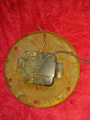 Vintage Emerson Fan Bottom Plate Part