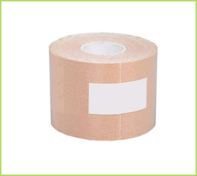 GLF 5m x 5cm Kinesiology Therapeutic Elastic Tape Sport Muscles Care Skin Color