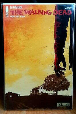 The Walking Dead #193 - First Printing (Final Issue) 2019 Image Comic