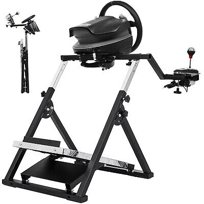 """""""X"""" Frame Racing Simulator Steering Wheel Stand For Logitech G29 G920 T300RS"""