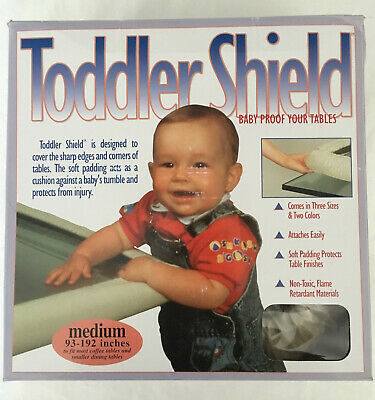 Toddler Shield - Size: Medium - Color: Cream - Baby Proof Your Tables - OFNA