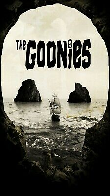 "The Goonies Movie 80's Pop Culture Sloth Never Say Die 13""x19"" Poster Print#3"
