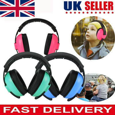 Childs Ear Defenders Earmuffs Protection Anti Noise for Children Baby Sleeping