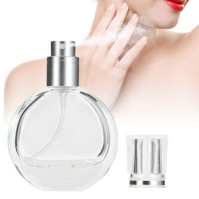 25ml Refillable Portable Traveler Aluminum Spray Atomizer Empty Perfume Bottle
