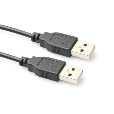 High Speed USB 2.0 Male to Male Extension Data Extender Cable Lead Cord Lot