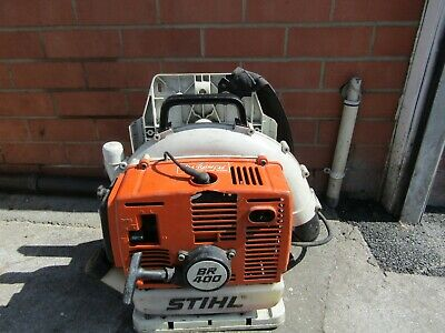 stihl br400 back pack blower