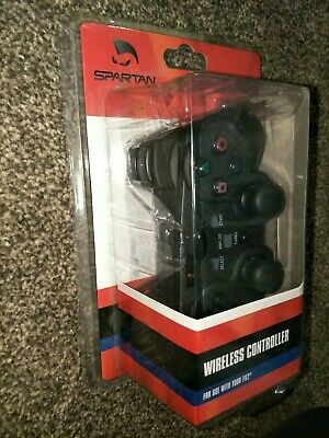 Wireless Game Controller Dual Vibration Gamepad For PS2 PlayStation 2