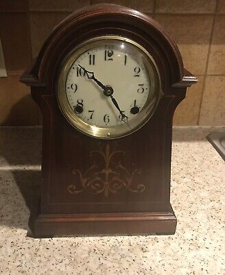 Antique Sessions Mantle Clock - Great for Restoration