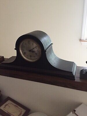Antique Seth Thomas Westminster Chime Mantle Clock Working