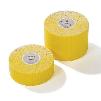 PhysioRoom Kinesiology Tape Roll Yellow