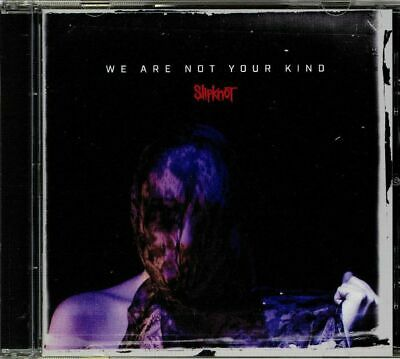Slipknot -'We Are Not Your Kind' New Cd (2019)-Maiden-Rammstein