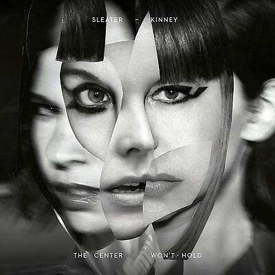 SLEATER - KINNEY THE CENTER WON'T HOLD CD (Released AUGUST 16th 2019)