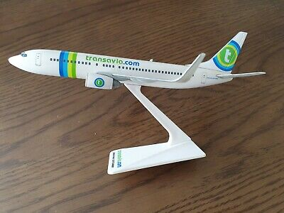 BOEING 737-800 PRAGUE Airport 80 Year Promotional Collectors