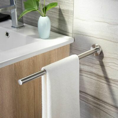 Brushed Stainless Steel Towels Holder High Graded Quality Fixed Baths Towel Bars