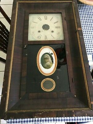 Ansonia Ogee Clock - As Is