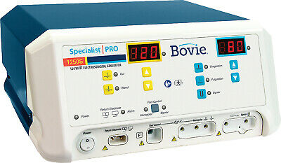 NEW ! Bovie Specialist | PRO A1250S 120W Electrosurgical Generator, 4yr Warranty