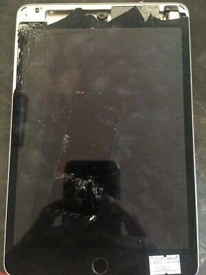iPad Mini 4 64GB  WiFi (Space Gray) LOCKED FAULTY FOR PARTS ONLY (R:0369)