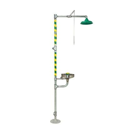 Haws Axion Chemical Safety Shower and Eyewash Station 8300-8309