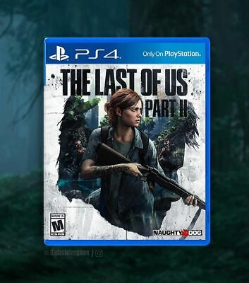 Last Of Us 2 : Ps4 ,Sealed Brand New Preorder