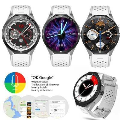3G Unlocked Bluetooth SmartWatch w/Wifi Android7.0 Google Play Store GPS Tracker