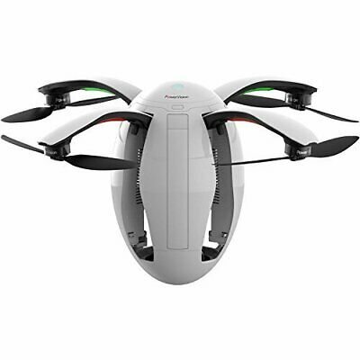 Powervision Poweregg Drone With 360 Panoramic 4K Hd Camera And 3-Axis Gimbal