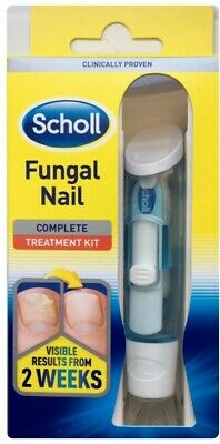 Scholl Fungal Nail Complete Treatment Kit. 3.8 ml. Brand New. UK Seller.