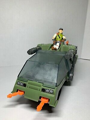GI Joe Vehicle HAVOC Canopy Hatch 1986 Original Part