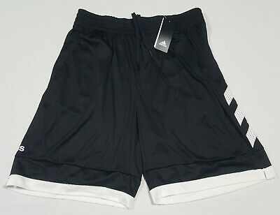 Adidas Mens Originals Pro Bounce short DP0834 black white