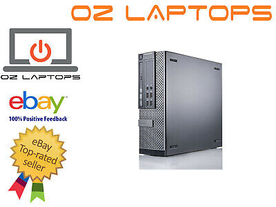 Dell OptiPlex 9010 SFF i7 3770 3.4GHz Quad Core Win10 Pro