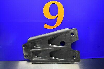 2000   Bombardier DS650 Frame Skid Plate   Ds 650 00