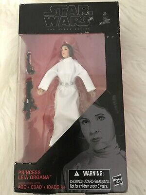 NEW Star Wars Black Series Princess Leia Organa 6 Inch         Action Figure