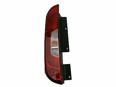 *FITS FIAT DOBLO 1.4 2 REAR DOORS 2010-2015 REAR TAIL LAMP DRIVER SIDE FIA017