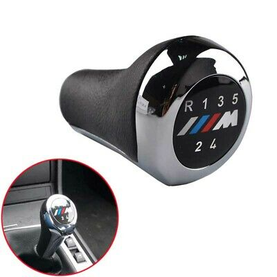 BMW 5 Speed Gear Stick Shift Knob For E92 E91 E90 E83 E60 E46 E39 E36 M3 M5 M6_