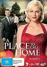 A PLACE TO CALL HOME Complete Season 1 (4 Disc DVD) - Region 4 **NEW & SEALED**