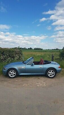 Bmw Z3 1.9 Automatic  Low Mileage Just 69.000 Fsh. Long Mot. May Take Part Ex ?