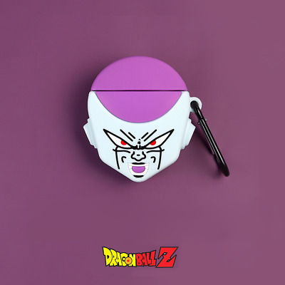 Dragon Ball Z Frieza Silicone Case Cover For Apple Airpods 1st & 2nd Generation