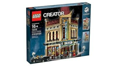 LEGO Creator Palace Cinema (10232) RETIRED PRODUCT - Brand New in Box