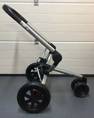Quinny Buzz Xtra Chassis Frame & Foam Wheels Only - 2016 Model - New Style
