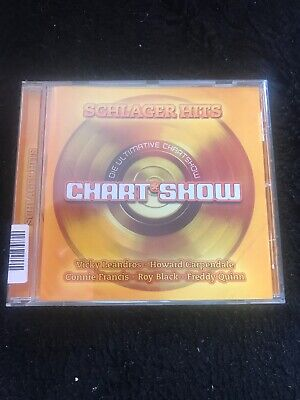 Cd - Die Ultimative Chartshow - Schlager Hits